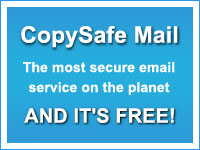 Secure copy protected mail service tat s free