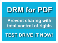 Test DRM protection for eBooks & PDF for free