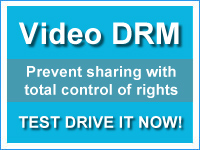 Test DRM protection for Video for free